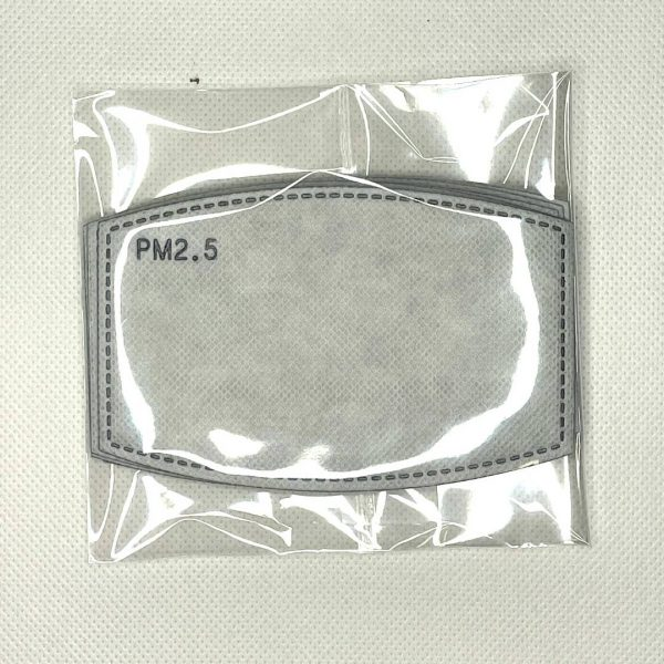 Disposable filters 5 pack